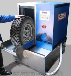 Автоматическая мойка колес Торнадо-AWD без подогрева, Техноприбор