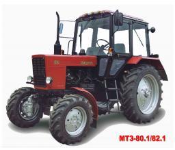 «АСМ-Красноярск» предлагает трактор Беларус-82.1 (МТЗ)