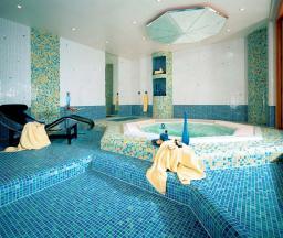 Мозаика для ванных комнат и бассейнов