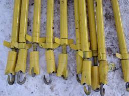 Струбцина для монтажа портала, Зев 340-460 мм