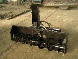 Навесное оборудование для погрузчиков ПУМ-500, МКСМ-800, BOBCAT, DOOSAN, NEW HOLLAND, CASE, HYUNDAI