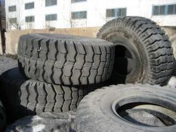 Грузовые шины, шины для спецтехники и погрузчиков