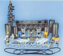 Запчасти для двигателя ZETOR 5201