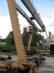 Кран Козловой КК-8-25 Constructing@mail.ru