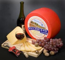 Сыр «Российский Ольтербер»