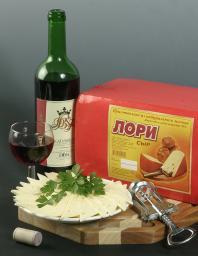 Сыр сычужный «ЛОРИ», 45% жирности