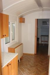 Вагон дом мобильный БАШКИРИЯ - 9ВДКМ (Жилой вагон-общежитие с комнатой мастера)