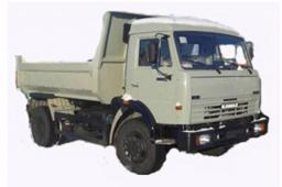 Самосвал КАМАЗ - 43225-010-96(А3)