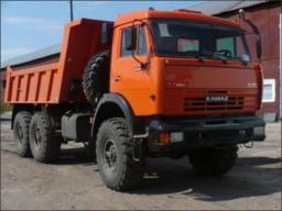 Самосвал КАМАЗ - 45141-010-10