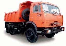 Самосвал КАМАЗ - 65111-013-62