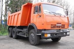 Самосвал КАМАЗ - 65115-048-62