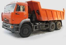 Самосвал КАМАЗ - 6520-010-60