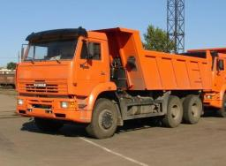 Самосвал КАМАЗ - 6520-011-60