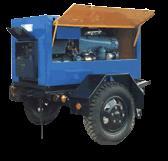 Агрегаты сварочные АДД-4004, дизельный аппарат АДД 2х2502