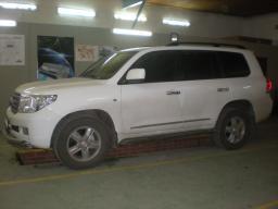 Toyota Land Cruiser-200, ГБО STAG-300 Premium