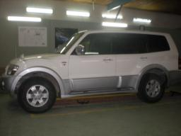 MMC Pajero III, ГБО Digitronic DGI 3D Power Evolution