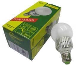 Лампа светодиодная BIOLEDEX® VEO 8W dimmbare E27 LED Birne 600 Lumen Warmweiss