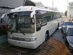 туристический автобус Kia Grandbird, 2008г