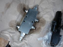Клапан тормозной БК1
