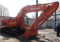 Запчасти для Doosan-Daewoo S 225LC-V, S 255LC-V, S 300LC-V, S 340LC
