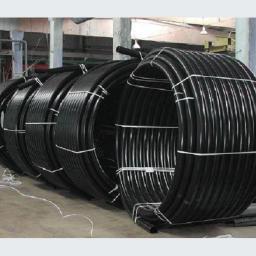 Трубы полиэтиленовые для систем водоснабжения