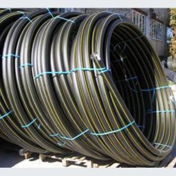 Трубы полиэтиленовые для газопроводов