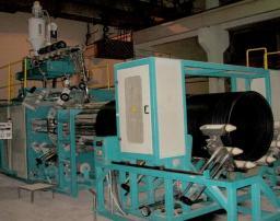 Мобильные установки по производству труб-оболочек