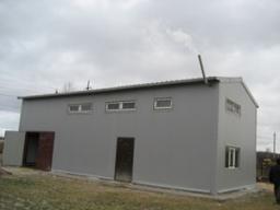 Быстровоспроизводимые здания