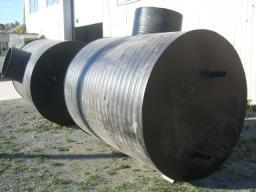 Резервуар для воды пластиковый
