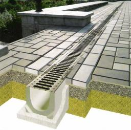 Система поверхностного водоотвода Aquastok