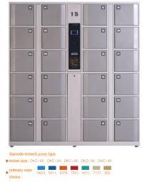 Автоматическая камера хранения LOCKSYSTEM с контролем доступа по штрих-коду