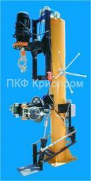 Стенд для освидетельствования и ремонта баллонов СТ-1