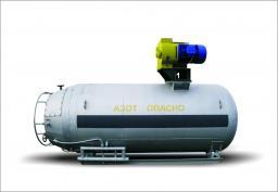 Цистерна транспортная криогенная ЦТК, ёмкость. Транспортировка сжиженных газов