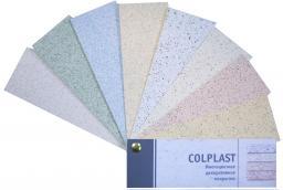 COLPLAST (КОЛПЛАСТ) — Декоративное покрытие для стен