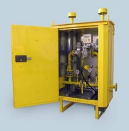 Пункт учёта газа серии ПУГ-ШУГО(ШУЭО)-250-Р