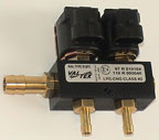Инжекторная рейка 2 цилиндра VALTEK
