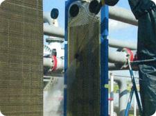 Обслуживание теплообменников, вентиляционных систем и установок