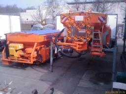 Установки для ямочного ремонта ТУРБО 5000