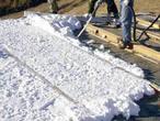 Пеноизол современная теплоизоляция карбомитный пенопласт
