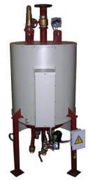 Электрический парогенератор промышленный КЭП-200