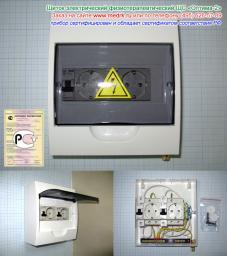 Щит физиотерапевтический электрический ЩС Оптима-2