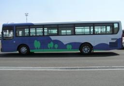 Фотографии городской автобус Hyundai Super AeroCity 2011г