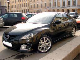 Мазда 6 в новом кузове 2010г.в