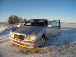 Мерседес-Бенц Е550 AMG W210 кузов