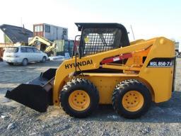Фронтальный погрузчик HYUNDAI HSL850-7 (7A)
