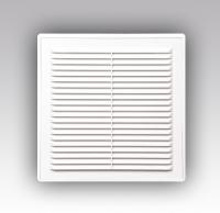 Вентиляционная решетка с рамкой и сеткой 180*250 мм