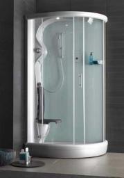 Душевая кабина — практичная замена ванной