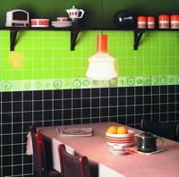 Отделка кафелем — всегда в моде , а керамическая плитка — в «Ланском»