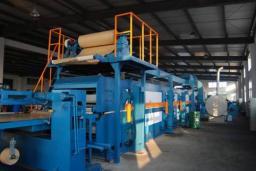 Производственная линия по производству фенолальдегидных теплоизоляционных плит