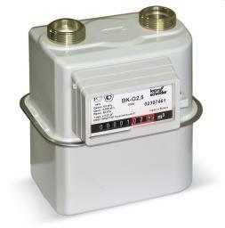 Счетчик газа ВК-G4